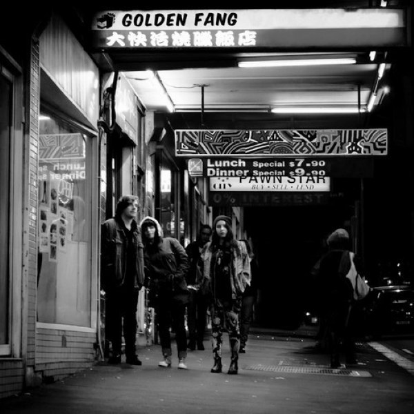 Record review: Bloods – Golden Fang (2013, EP) | Paul McBride