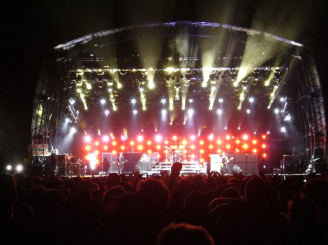 Green Day Soundwave Brisbane