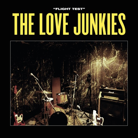 the love junkies flight test
