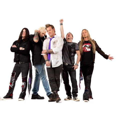fozzy band