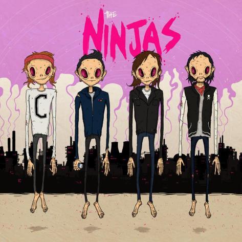 the ninjas ep