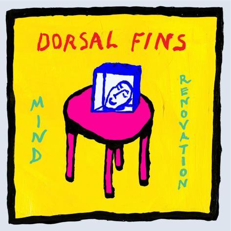 dorsal fins
