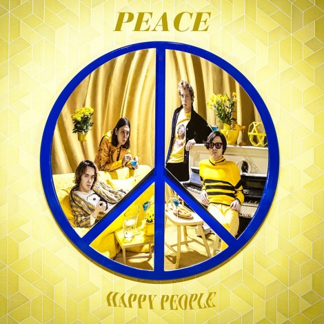 peace happy people