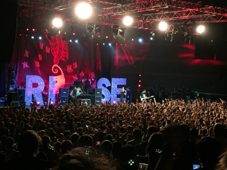 rise against brisbane riverstage