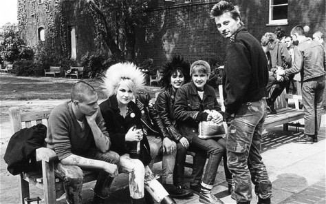 punk subculture