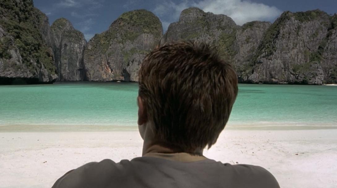 the beach movie film