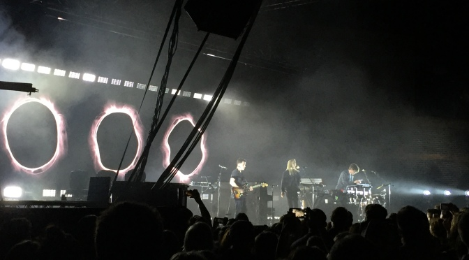 London Grammar Brisbane Riverstage September 2017