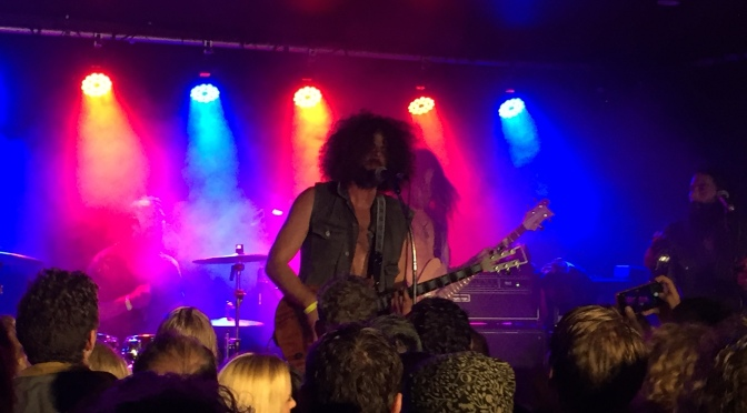 Wolfmother Mojo Burning Brisbane 2018
