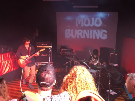 Elephant Hive Mojo Burning Brisbane 2018