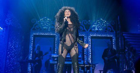 Cher Here We Go Again 2018 Australian tour Cher Facebook singer actress
