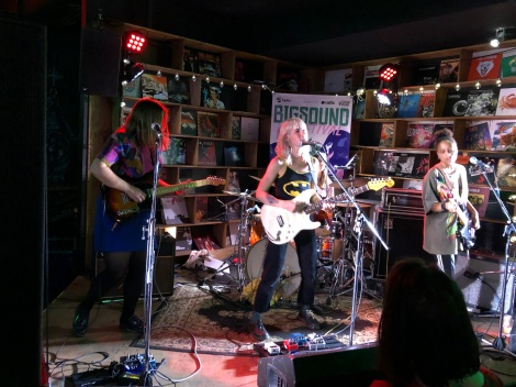 The Buoys Brisbane Bigsound 2019