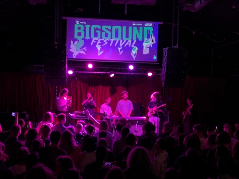 First Beige Bigsound Brisbane 2019