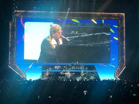 Elton John Brisbane Entertainment Centre