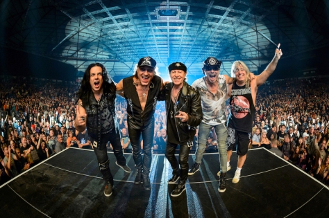 Scorpions band 2019 seattle