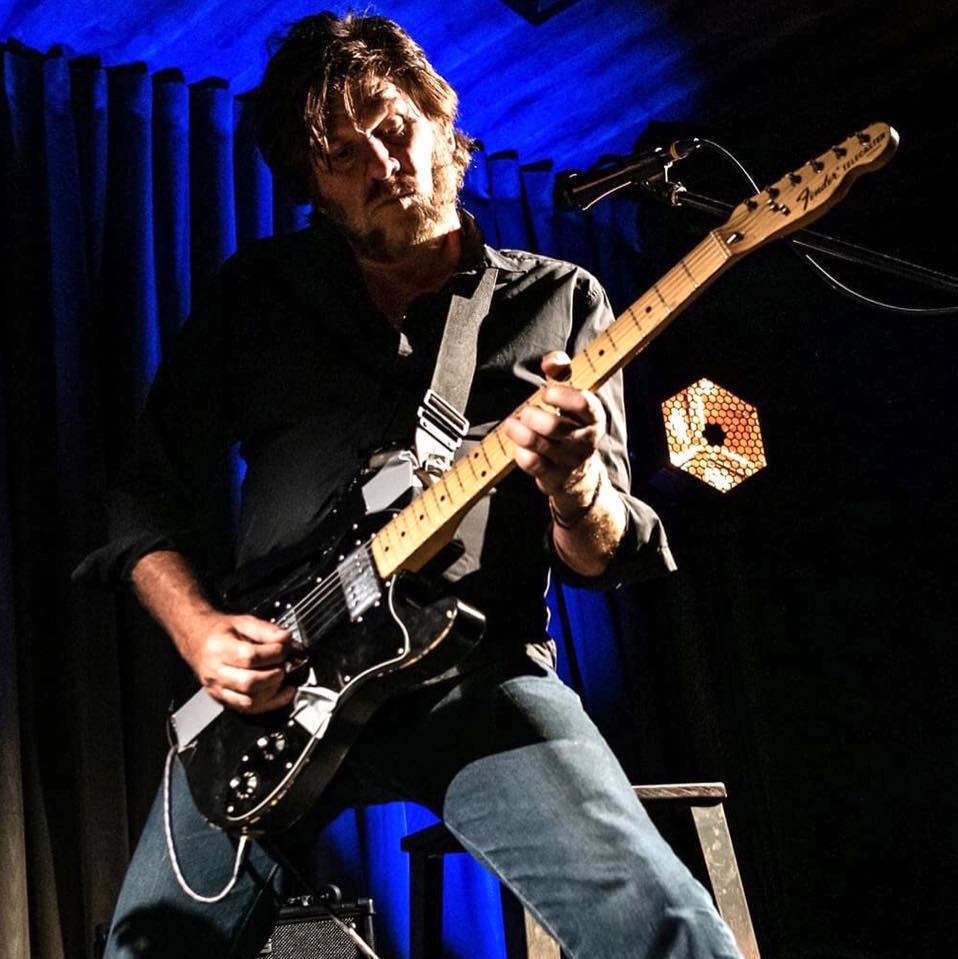 tex perkins scenestr paul mcbride live music brisbane australia GOMA